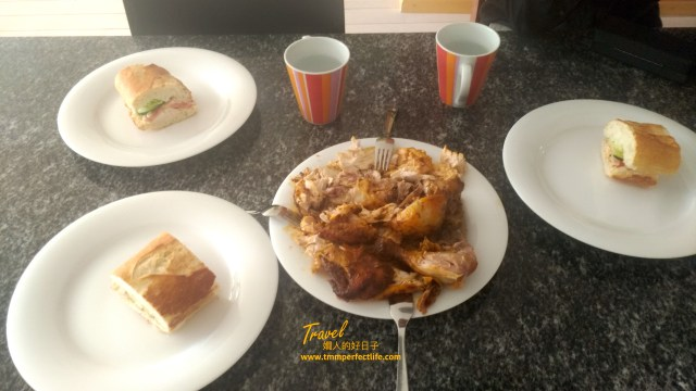 Haus Ascot 2 策馬特公寓 午餐