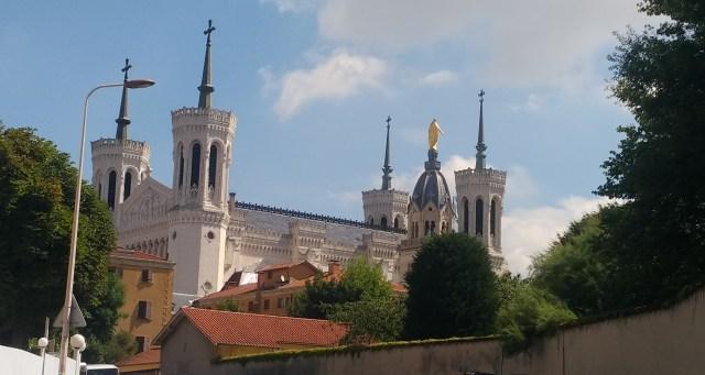 里昂富維耶聖母院