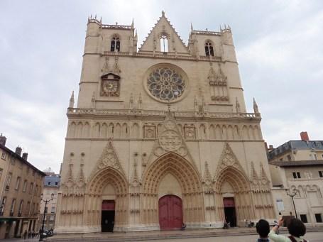 里昂舊城區 里昂主教座堂