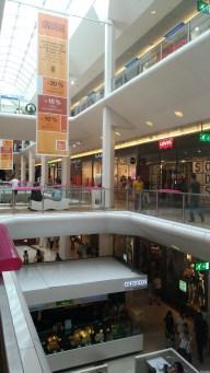 法國里昂的購物商場