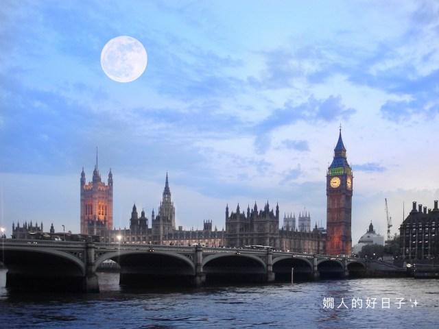 用Mix這款app為照片加料:夜空加月亮