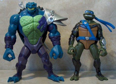 TMNT Fast Forward Dark Turtles Review