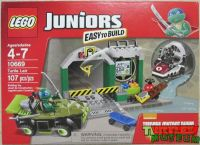 Teenage Mutant Ninja Turtles Lego Juniors: Turtle Lair set