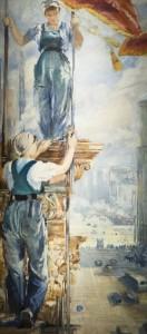 Yuri-Ivanovich-Pimenov-First-of-May-Celebration-1950-132x300