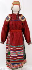 Peasant Woman's Dress