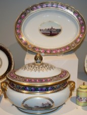 Soup Tureen and Platter, Saxe-Weimar Service, 1796-1801
