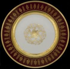 Dinner Plate, Guriev Service