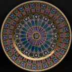 Plate, Gothic Service, 1832