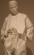 Statue of a Bulgarian man, 1910