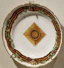 Plate of the Order of St. George, 1777-1778.