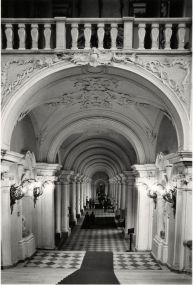 Winter Palace. Rastrelli Gallery.