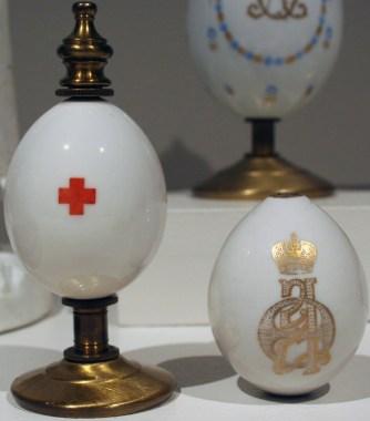 Red Cross Easter egg, 1914-1917