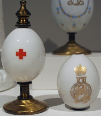 Red Cross Easter egg, 1914-1917