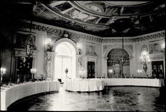 William C. Brumfield. Throne Room. Pavlovsk Palace.. 1988. Photograph.