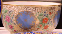 Bowl, diplomatic gift of Mahmud II of Turkey, 1834