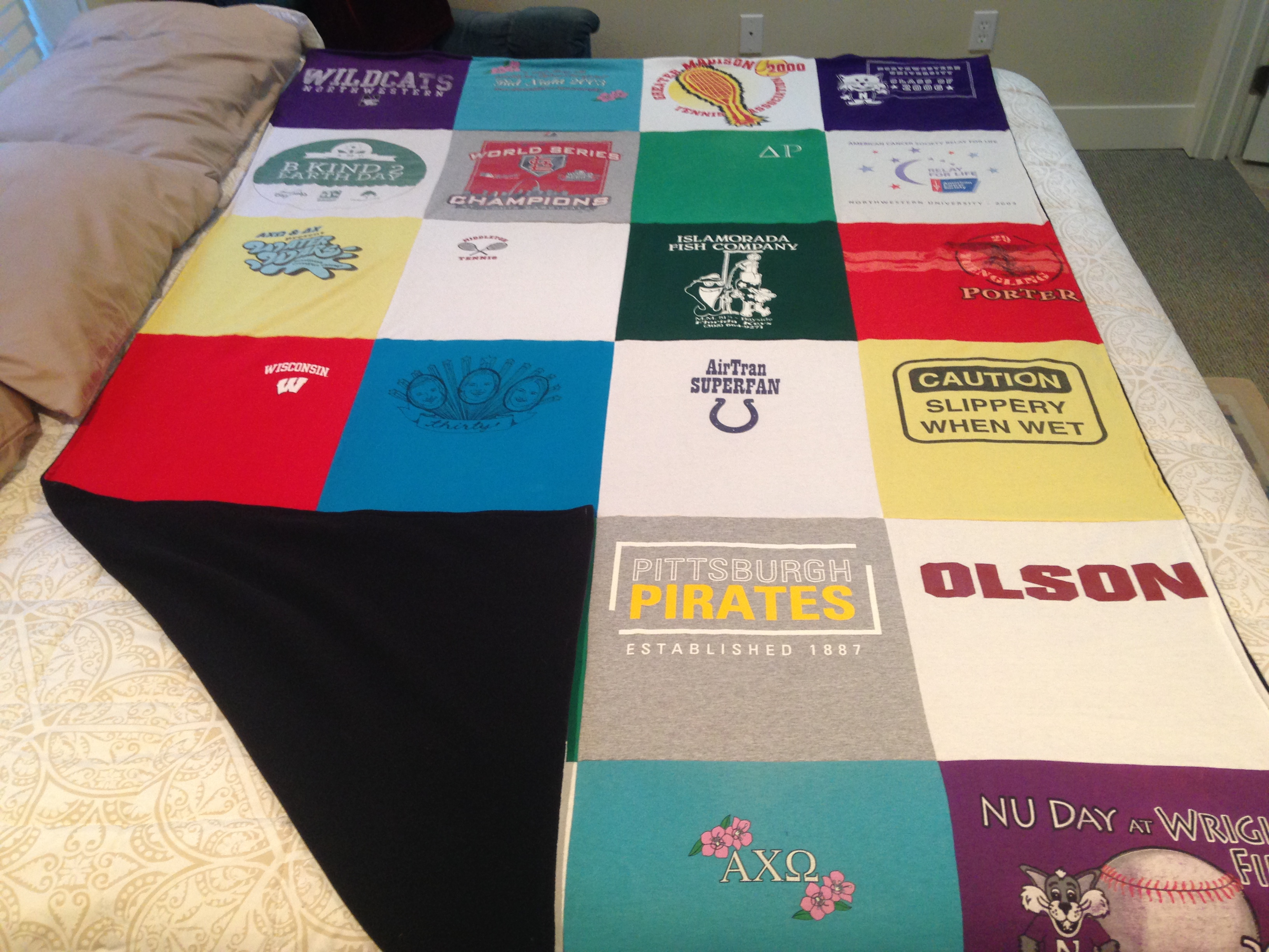 T Shirt Blanket Prices