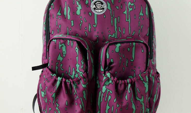 C.E-CAVEMPT NOISE BACK PACK