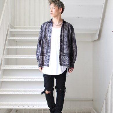 【tmp 2017A/W Styling】 – 2017/08/20 – #006