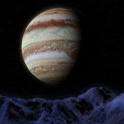 Juno to Reach Halfway Point of Mission; Jupiter Captured in All its Glory