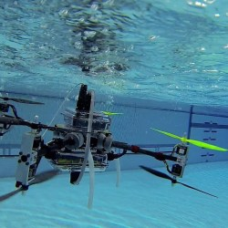 Scientists Lay the Foundation for Water-Walking Drones