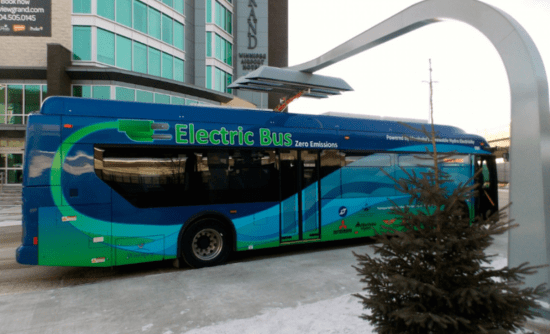 Electric Bus Increases Demand with Urgency to Adopt Low-carbon Mobility Solutions for Reducing Pollution