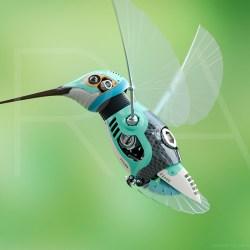 Robots to Hum Drones Away