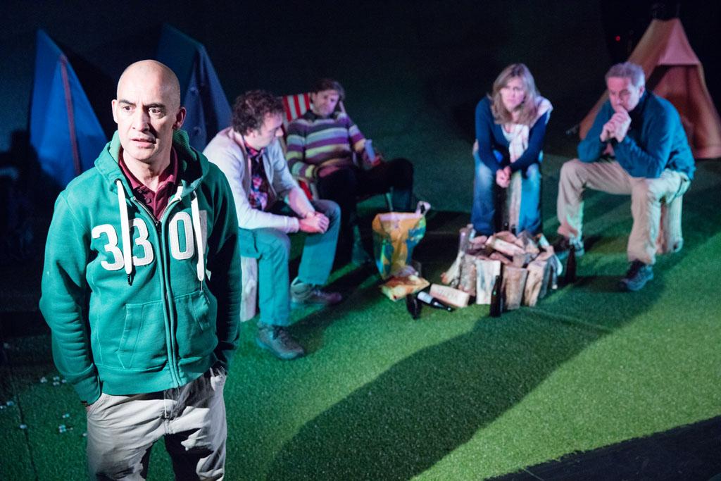 Camping Jokkmokk TheaterMakers Radio Kootwijk