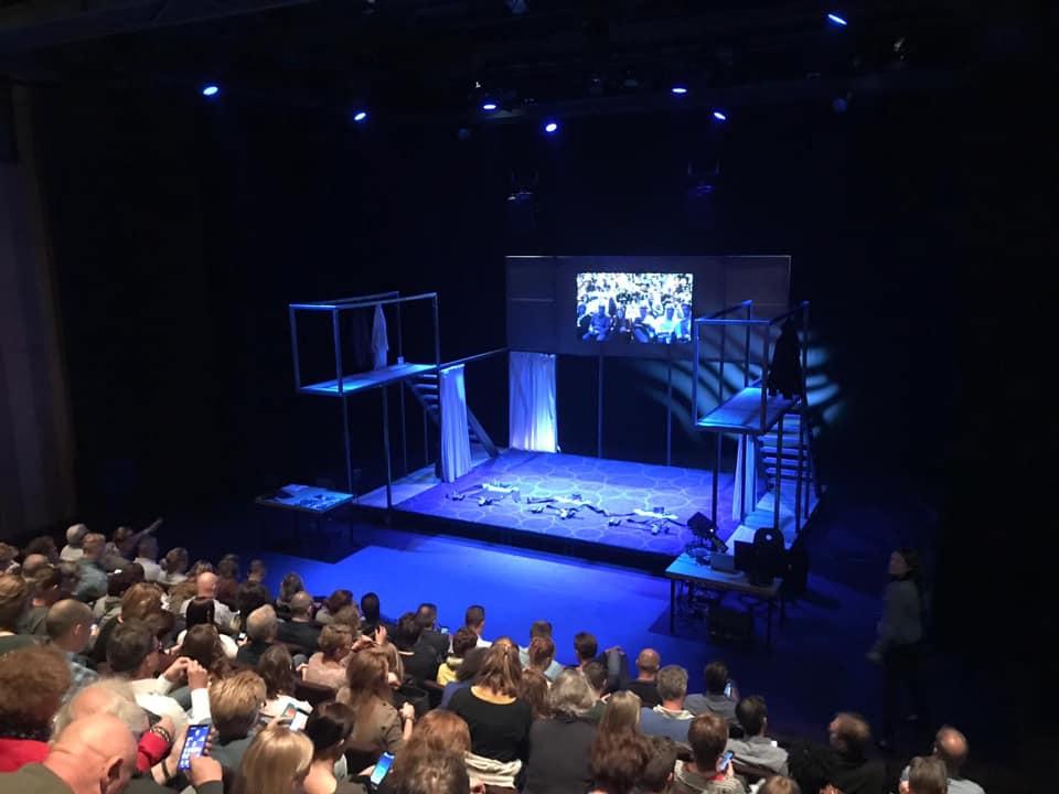 TheaterMakers Radio Kootwijk Rauw