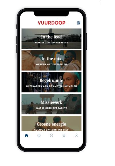 Thema's App