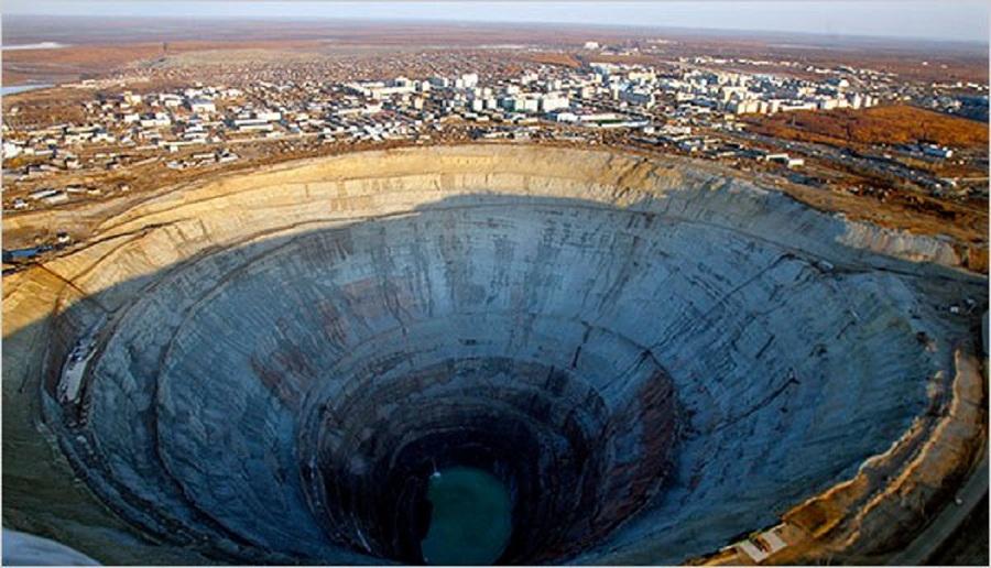 diamond mining market