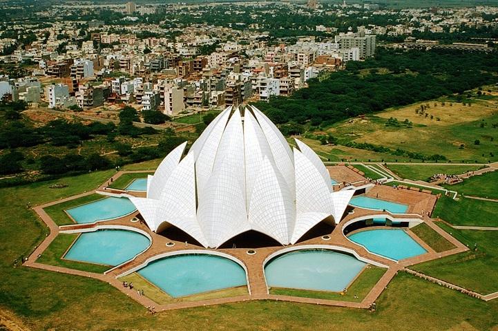 The Bahai Temple tourism destinations