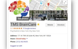 Psychiatrist in New York City, New York