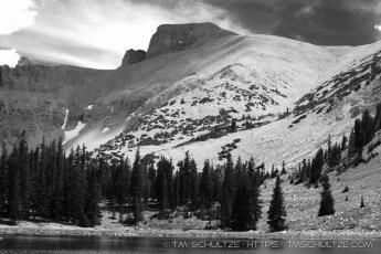 Lake Below Peak