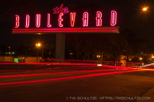 The Boulevard by T.M. Tracy Schultze