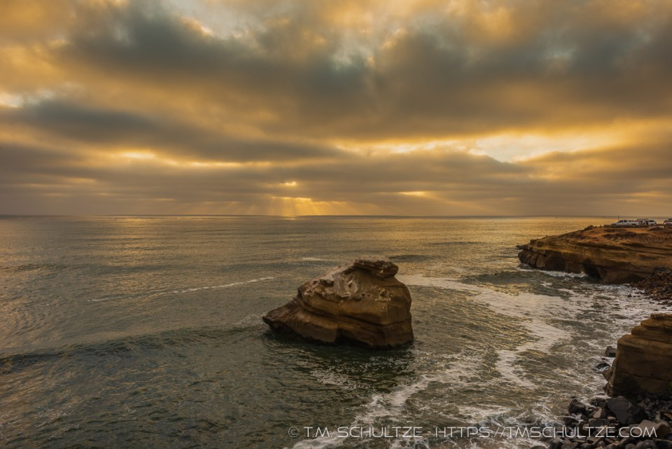 Coastal Rays by T.M. Schultze