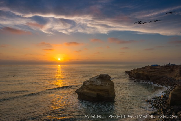 From Surf To Sky by T.M. Schultze