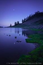 Lake Ann Twilight
