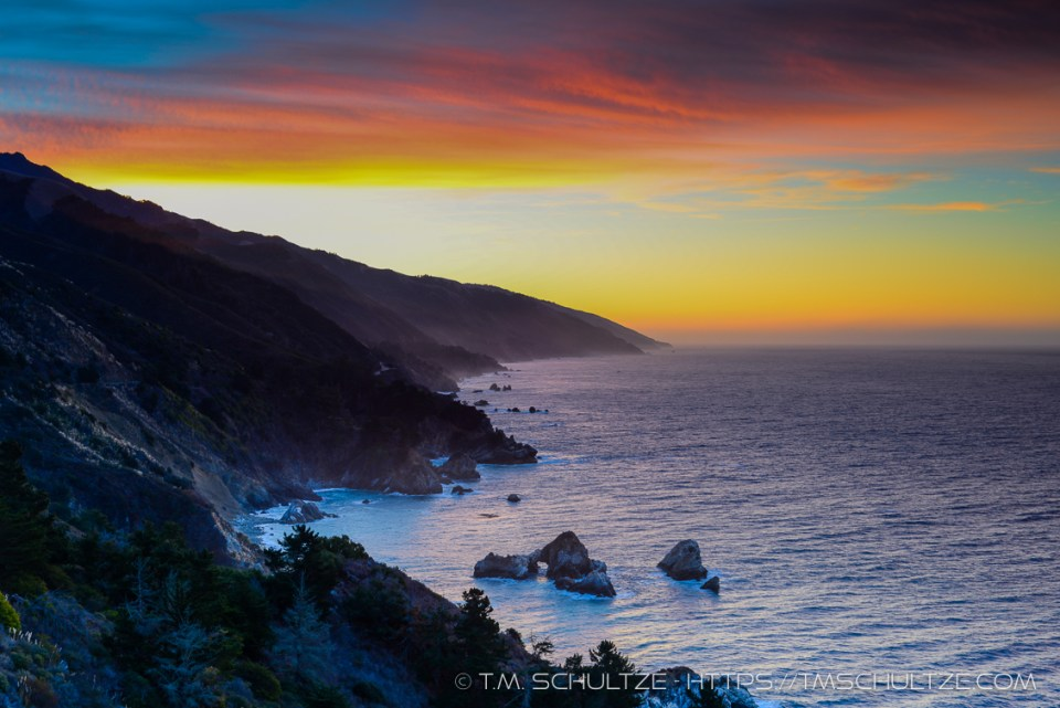 Coast Rising by T.M. Schultze