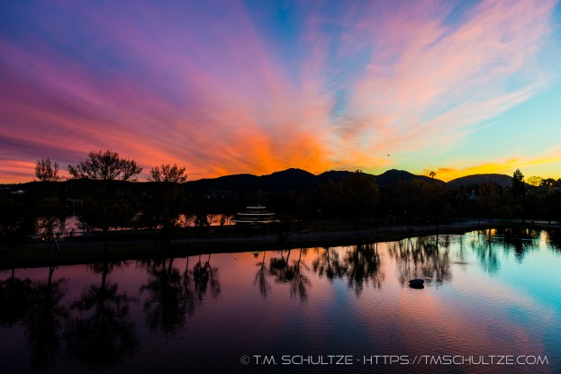 Lake Of Fire by T.M. Schultze