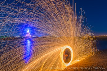 Steel Wool Fiesta Island August 2015