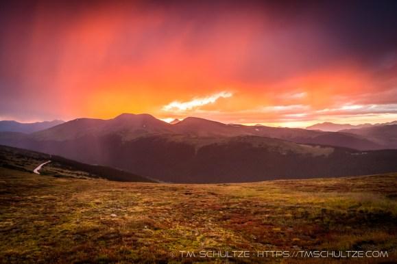 Colorado Divides by T.M. Schultze