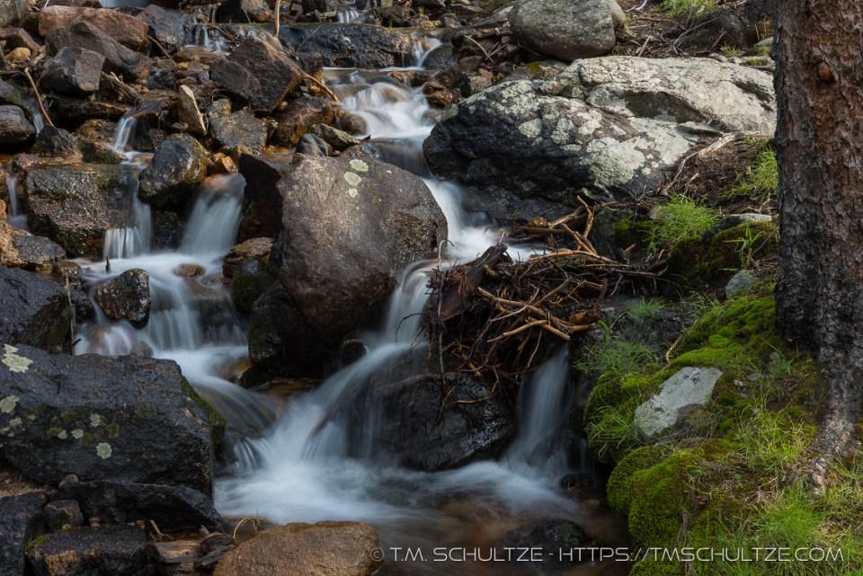 Calypso Cascades by T.M. Schultze