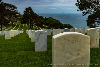 Fort Rosecrans Hillside View