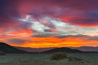 Death Valley Sunrise, Mesquite