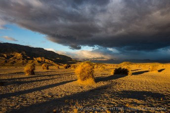 Stormy Sunrise, Devil's Cornfield