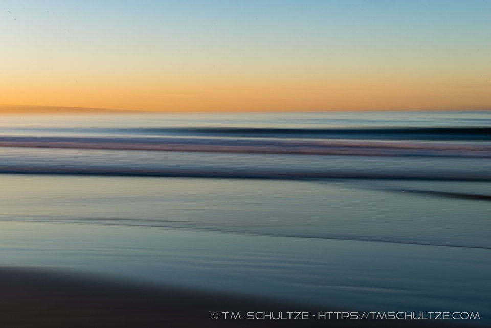 Wave Tracks by T.M. Schultze