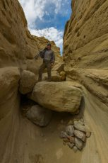 Me, Calcite Mine, Anza Borrego