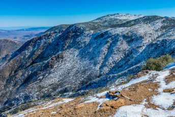 Granite And Snowpack