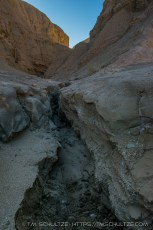 Fragile Mud Canyons