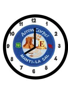 AC5 clock 2008 Div E
